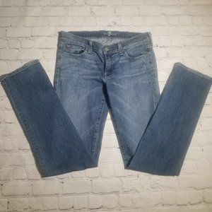 7 for All Mankind Performance Stretch Jeans
